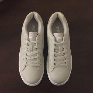 Fila Smokescreen Low Sneakers. Brand new. Size 8. NWT